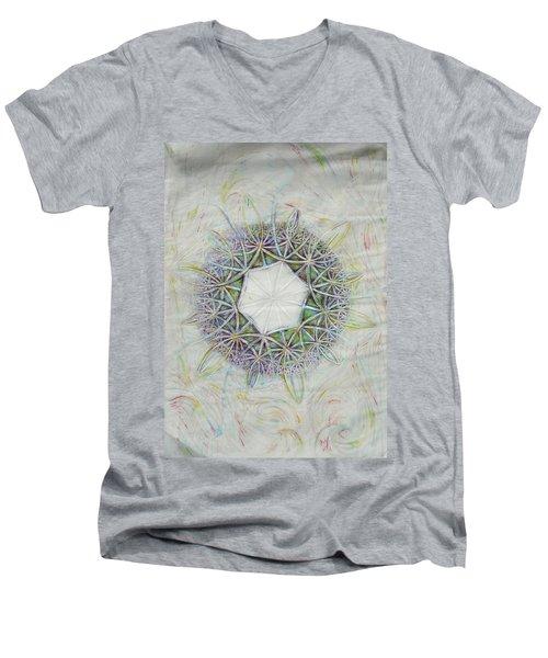 Bend Men's V-Neck T-Shirt