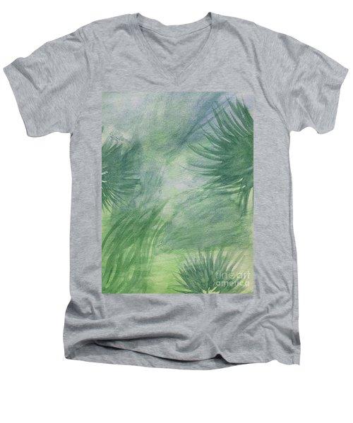 Beach Collection Breeze 1 Men's V-Neck T-Shirt