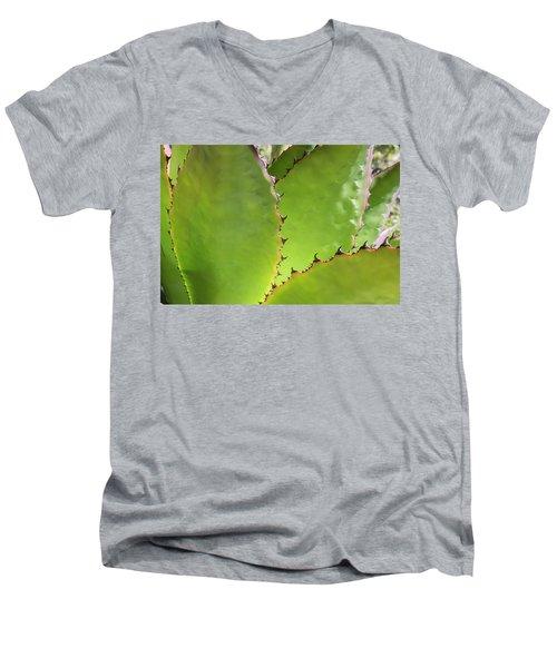 Cactus 2 Men's V-Neck T-Shirt