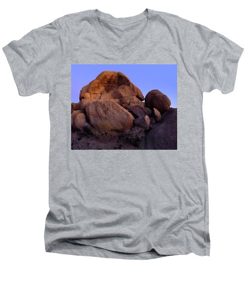 Cap Rock Men's V-Neck T-Shirt
