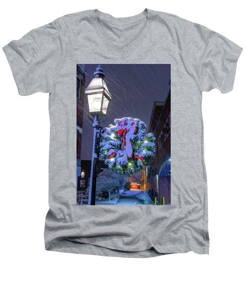 Celebrate The Season Men's V-Neck T-Shirt