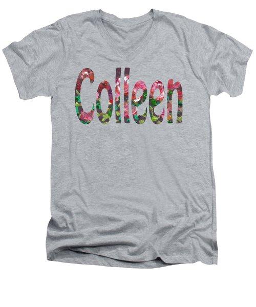 Colleen Men's V-Neck T-Shirt