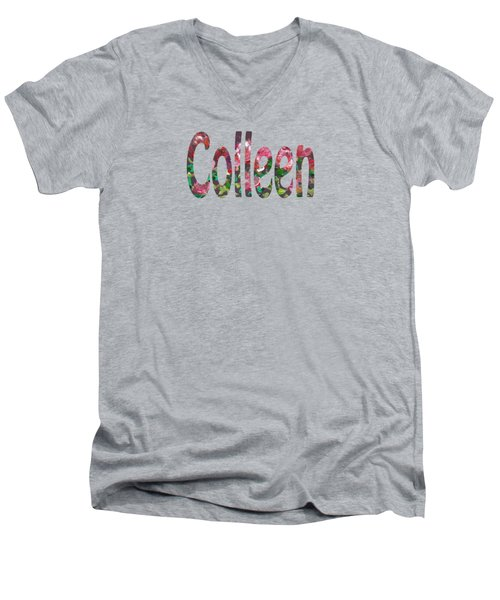 Colleen Men's V-Neck T-Shirt