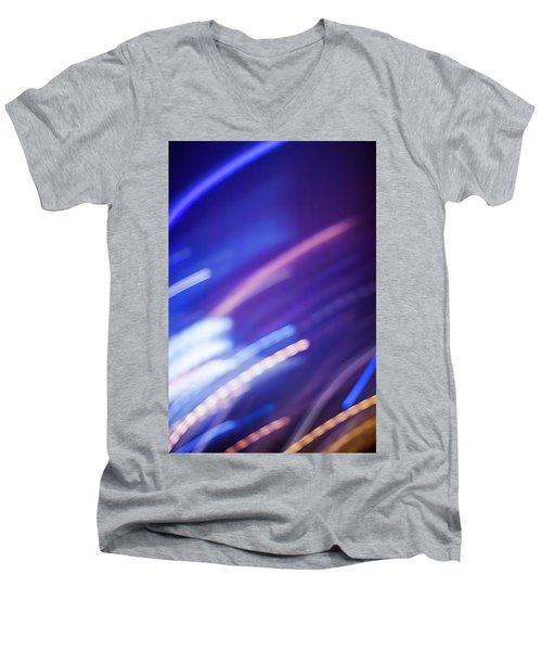Continuance I Men's V-Neck T-Shirt