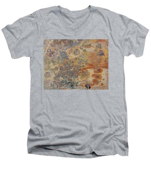 Copper Cape Men's V-Neck T-Shirt