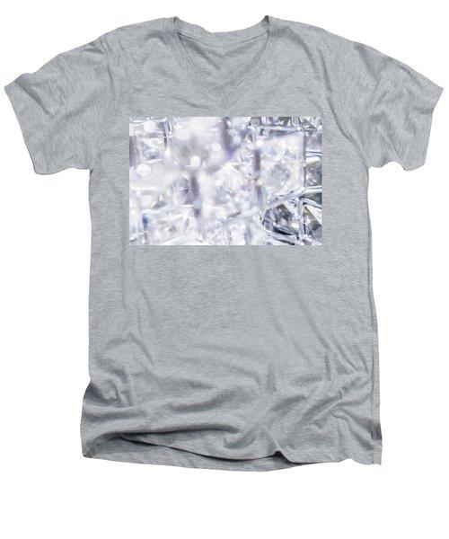 Crystal Bling II Men's V-Neck T-Shirt