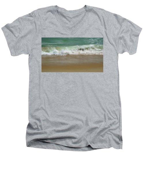 Day One Men's V-Neck T-Shirt