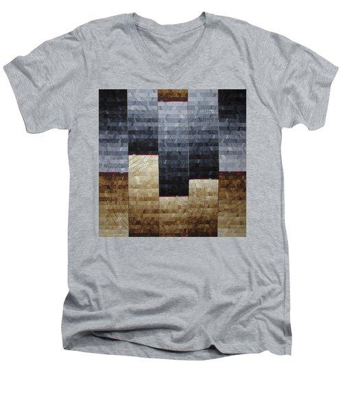 Daybreak Is Your Midnight Men's V-Neck T-Shirt