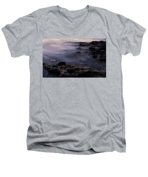 Deep Purple Men's V-Neck T-Shirt
