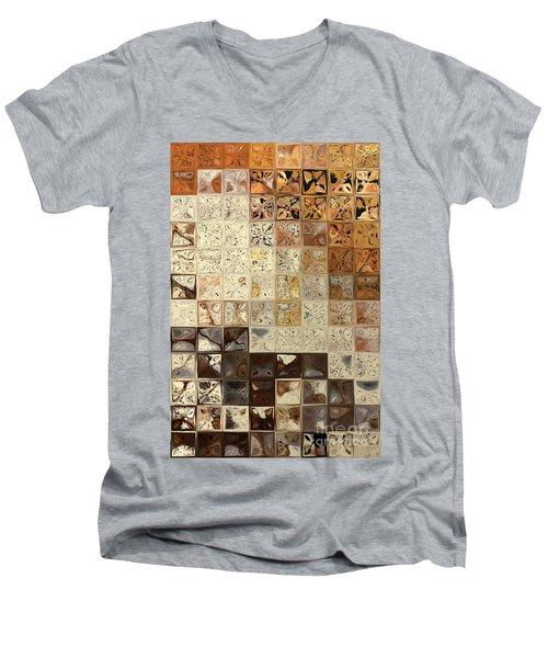 Deuteronomy 33 29. The Sheild Of Your Help Men's V-Neck T-Shirt