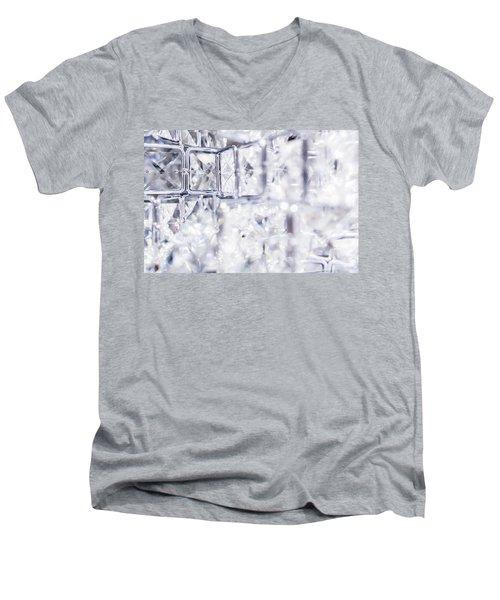 Diamond Shine I Men's V-Neck T-Shirt