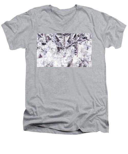 Diamond Shine V Men's V-Neck T-Shirt