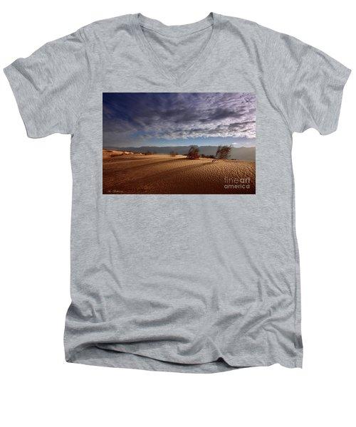 Dune In Motion Men's V-Neck T-Shirt