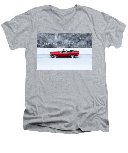 Easy 2 Men's V-Neck T-Shirt