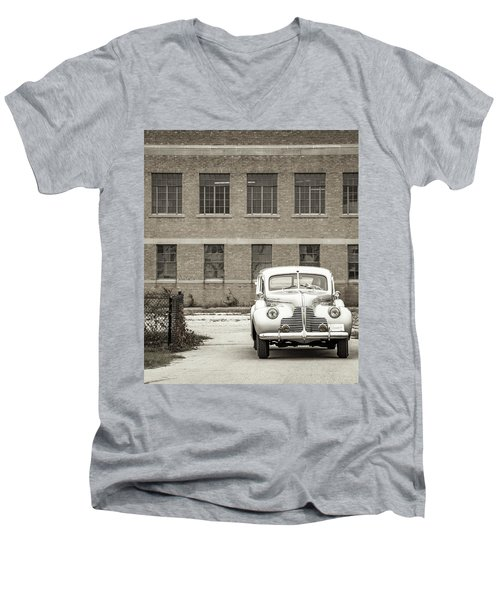 Eleanor Men's V-Neck T-Shirt