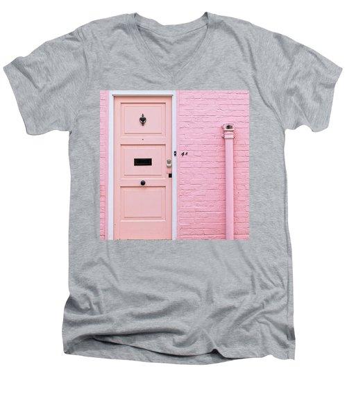 Ellie Men's V-Neck T-Shirt