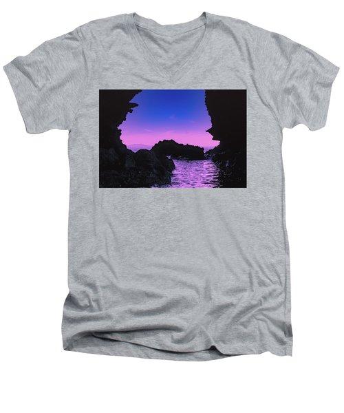 Espiritu Santo Island Men's V-Neck T-Shirt