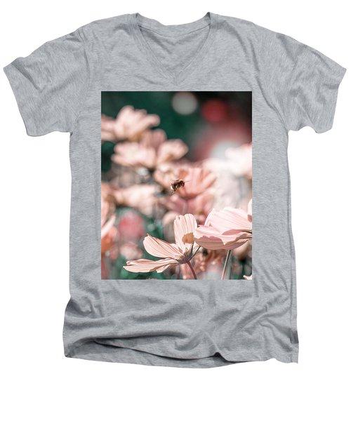 Evelyn Men's V-Neck T-Shirt