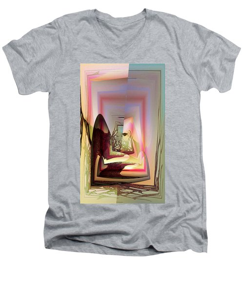 Eye Candy Men's V-Neck T-Shirt