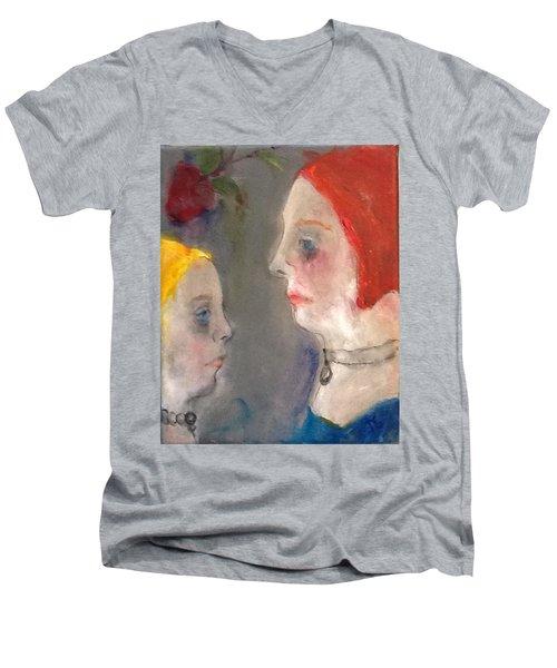 Face To Face Men's V-Neck T-Shirt