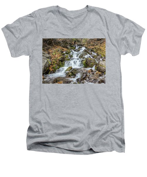 Falls Creek Men's V-Neck T-Shirt