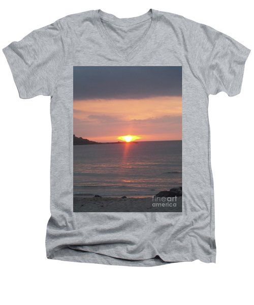 Fine Art Photo 17 Men's V-Neck T-Shirt