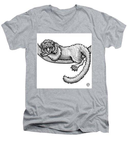 Fisher Men's V-Neck T-Shirt