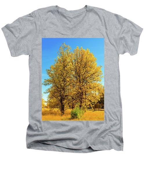 Foliage Men's V-Neck T-Shirt