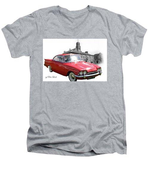 Ford Classic Capri Men's V-Neck T-Shirt