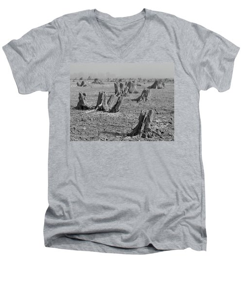 Forrest Men's V-Neck T-Shirt