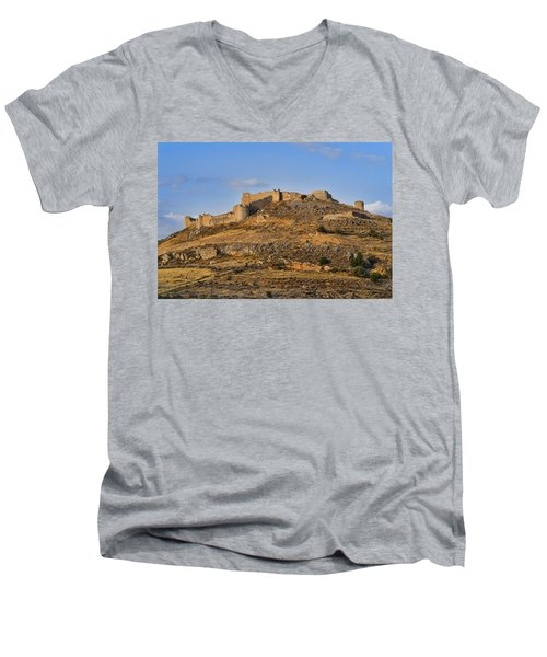 Fortress Larissa Men's V-Neck T-Shirt