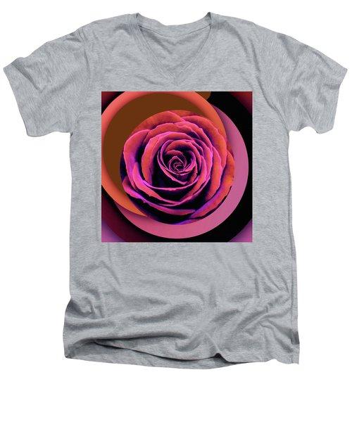 Found Love Men's V-Neck T-Shirt