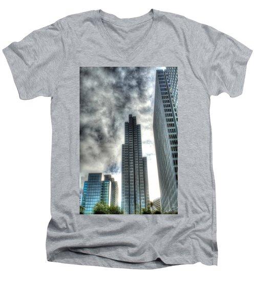 Four Embarcadero Center San Francisco Men's V-Neck T-Shirt