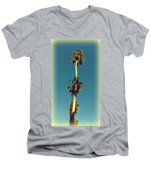 Four On Abbott Men's V-Neck T-Shirt