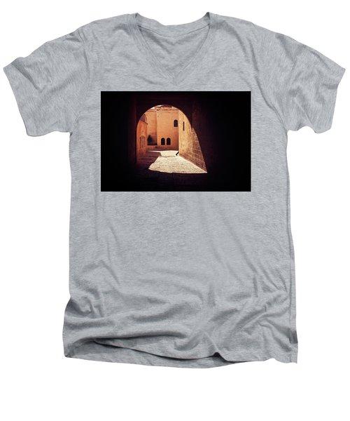 Fugitive Men's V-Neck T-Shirt