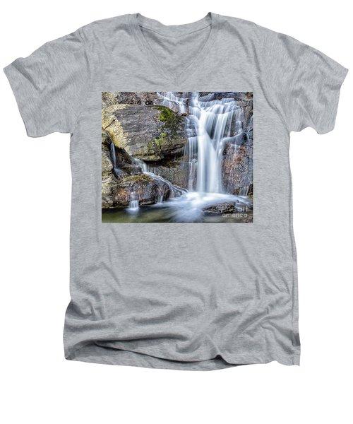 Full Of Treasures Men's V-Neck T-Shirt