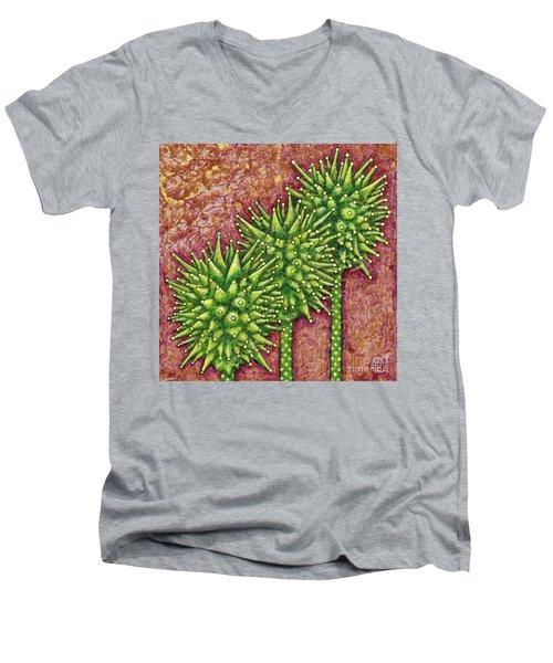Garden Room 33 Men's V-Neck T-Shirt