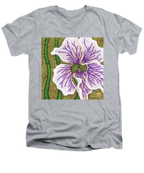 Garden Room 40 Men's V-Neck T-Shirt