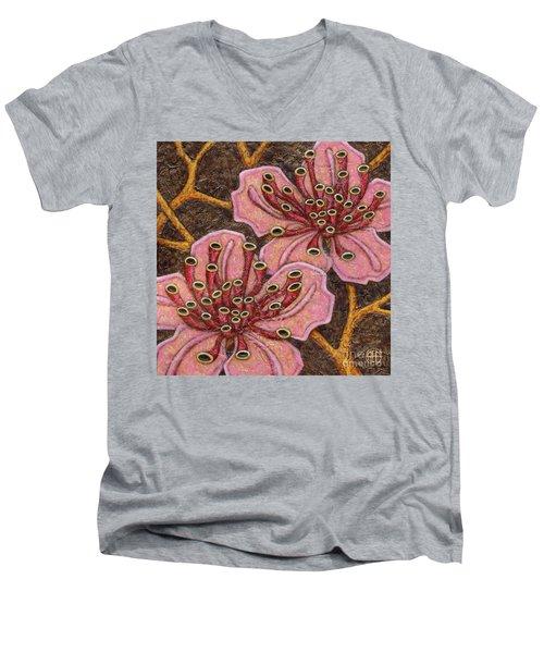 Garden Room 41 Men's V-Neck T-Shirt