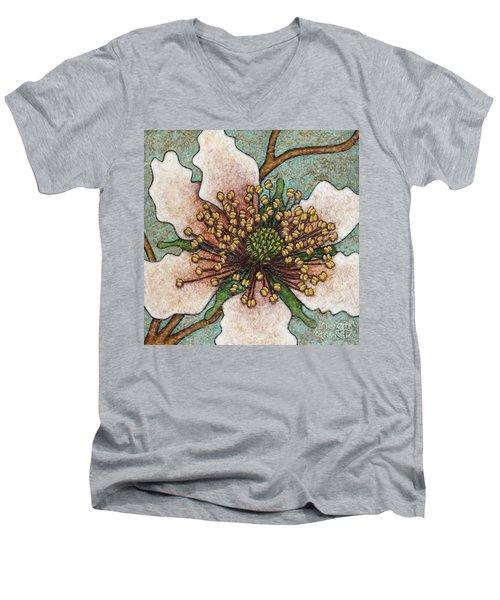 Garden Room 46 Men's V-Neck T-Shirt