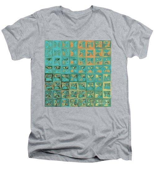 Genesis 15 1. I Am Your Shield Men's V-Neck T-Shirt