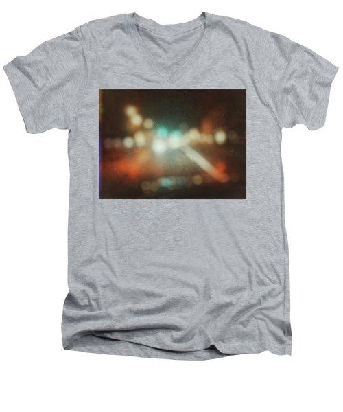 ghosts V Men's V-Neck T-Shirt