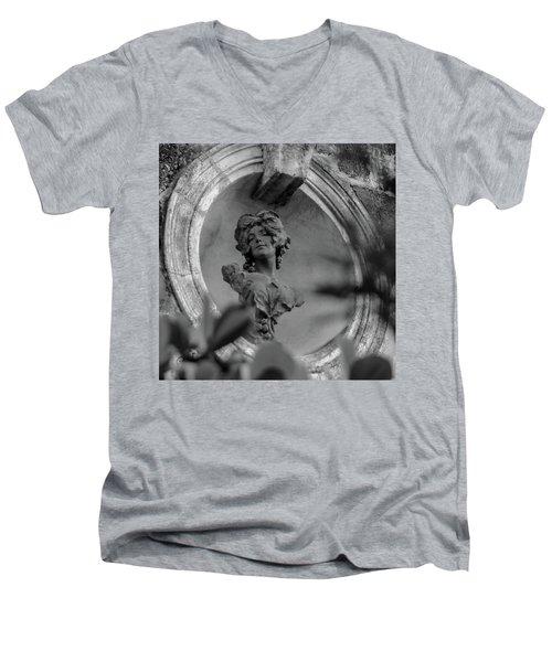 Goddess Unknown Men's V-Neck T-Shirt