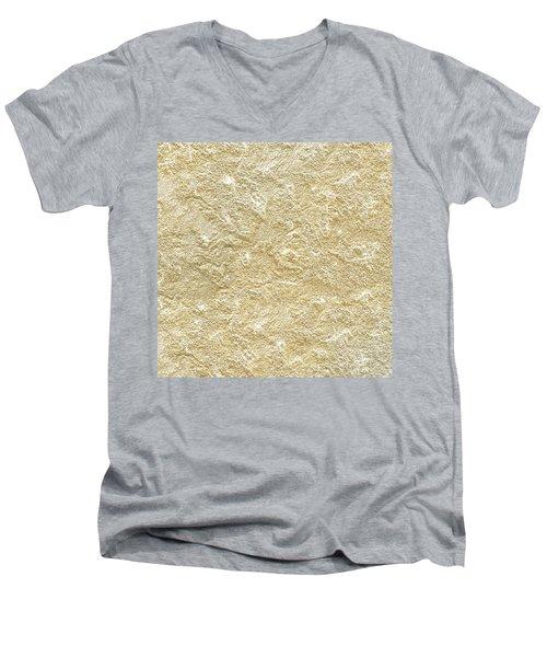 Gold Stone  Men's V-Neck T-Shirt