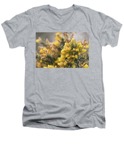 Gorse Men's V-Neck T-Shirt