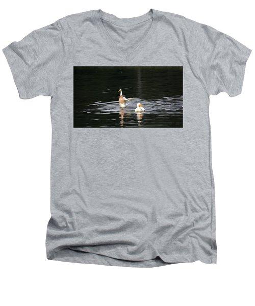 Graceous Indeed Men's V-Neck T-Shirt