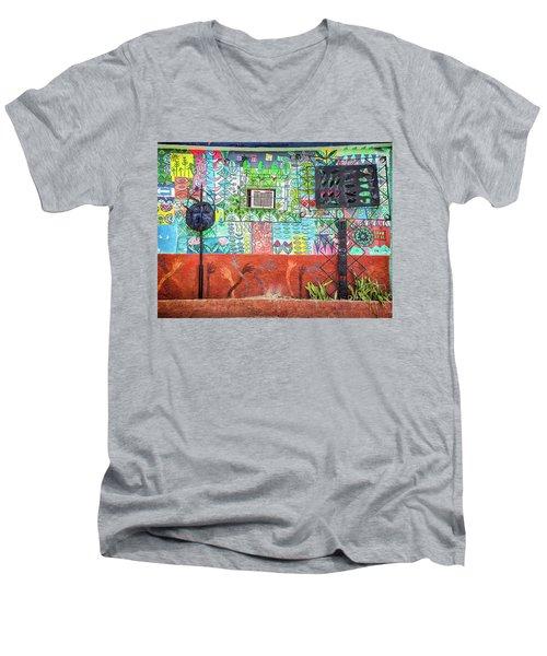 Hands Men's V-Neck T-Shirt
