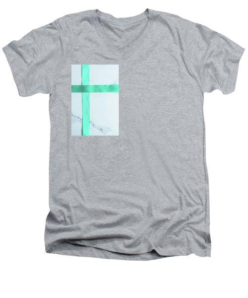 Hello Holiday IIi Men's V-Neck T-Shirt