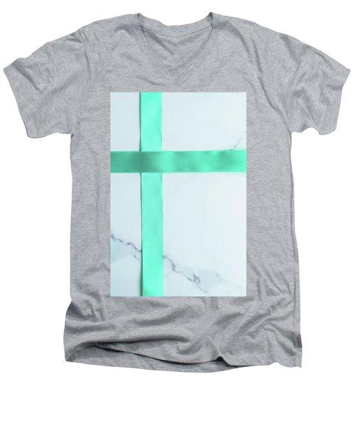 Happy Holidays IIi Men's V-Neck T-Shirt