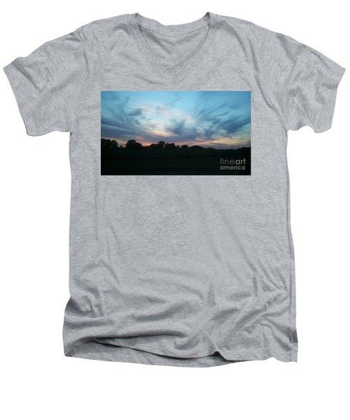 Heavenly Inspiration Men's V-Neck T-Shirt
